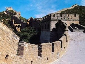 Terpesona, Mau ke Big Wall, China