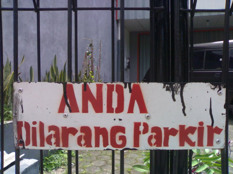Bukan Gerbang Wisata Kita
