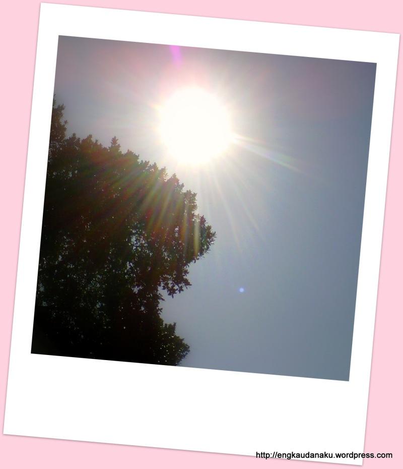 Bagaimana kabar matahari?