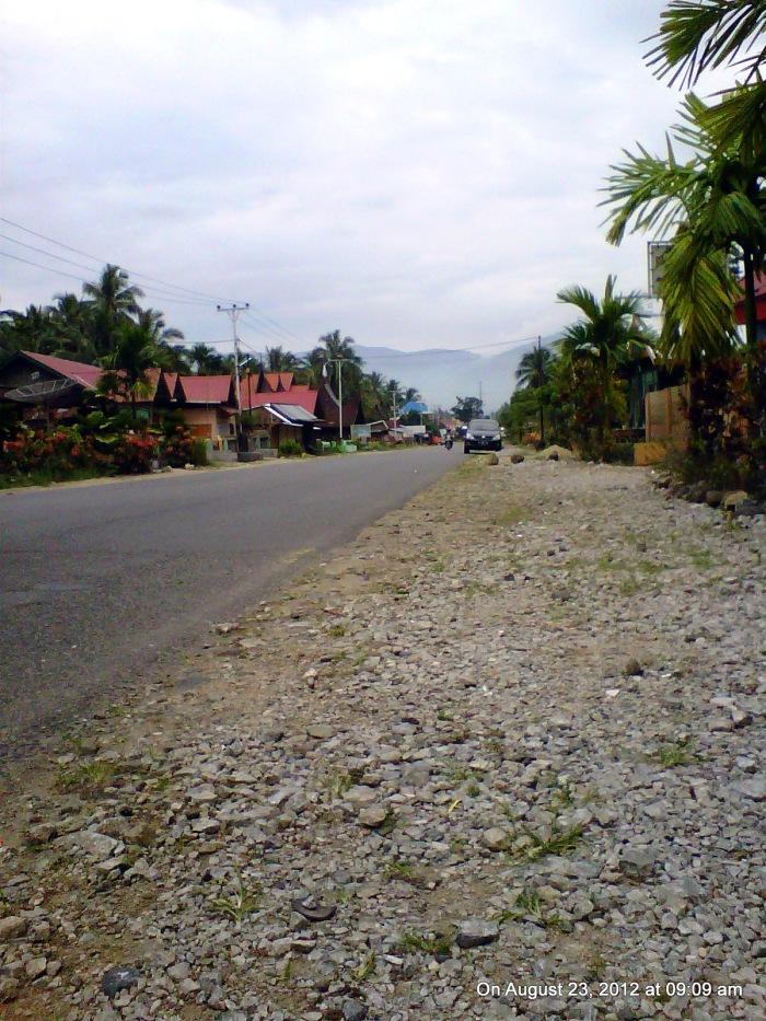 Jl. Lintas Sumatera -> Solok